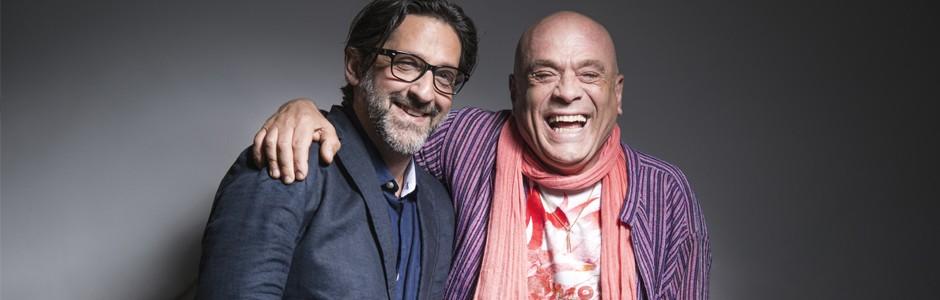 Pericle Odierna e  Armando Bertozzi