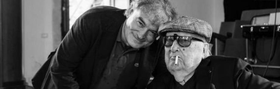 Roberto Fabbriciani e Andrea Camilleri